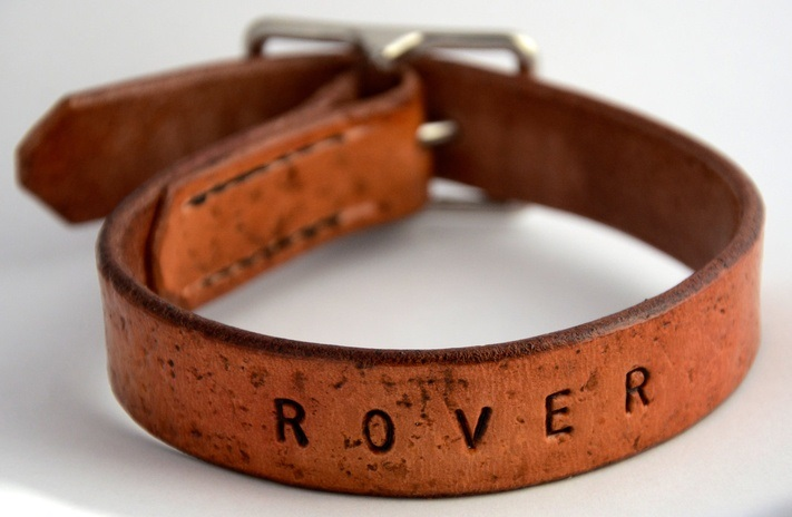 All About Personalized Leather Dog Collars