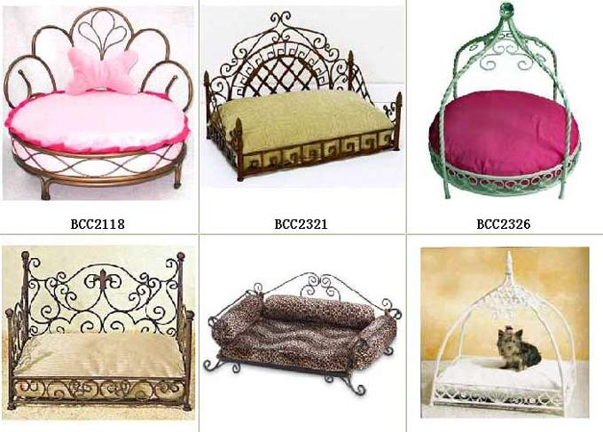 Customized Fancy Dog Beds Furniture