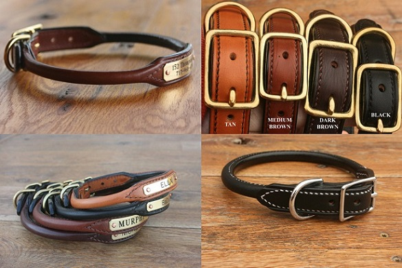 Get The Best Large Rolled Leather Dog Collar