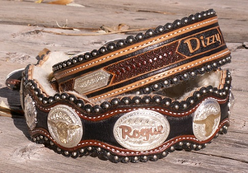 Looking for Custom Leather Dog Collars