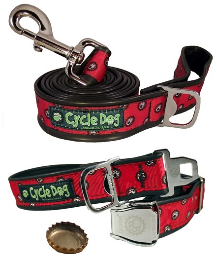 Unique Recycled Dog Collars And Leashes