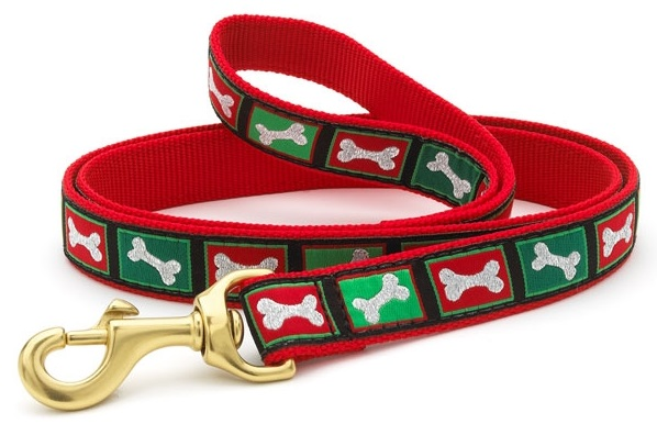 Get Christmas Dog Collars With Leash