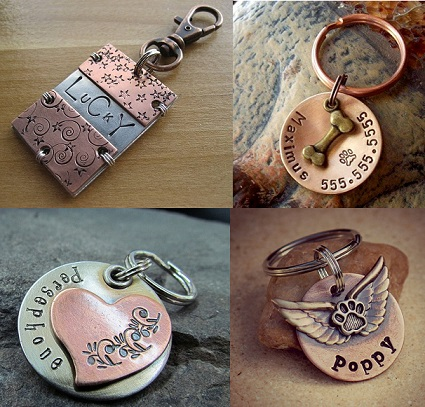 Custom Dog Tags For Pets Uk